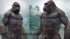 ILM video shows how King Kong came to life for Kong: Skull Island