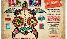 The First Annual Baja Bash in San Diego, June 2, 2012.