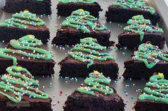 Árvore de Natal de Brownie