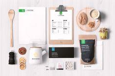 Coffee Branding Mockups. Mockup Zone's one of the best seller item Coffee…
