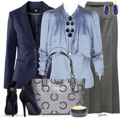1st Place, created by angkclaxton on Polyvore- things were going well until they threw that Coach purse in.....