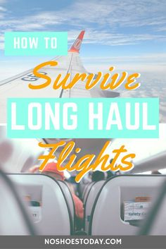 Going on a long haul flight is bith exciting but also pretty boring. I've created some tips and tricks to stop you going insane and to help pass the time so you have a good flight and a great start to your trip.