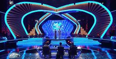 tv set design, tv dekor, tv studio design ,sahne tasarımı, stage design