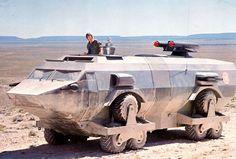 Les véhicules amphibie à 6 roues - oto6