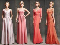 Pronovias Abiye Elbise Modelleri 2015
