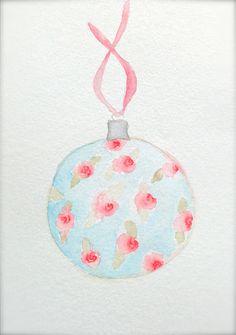 Shabby inspired Christmas