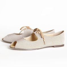 $53 perfect for spring/summer days with shorts or a flowy skirt. #shoes #flats #oxfords