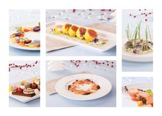 "ICECO Fish Christmas Photoshoot | Advision  Realization: photo shoot worked as a tool to deliver the message, that ""Zigmas"" fish assortment is the best and most delicious choice."