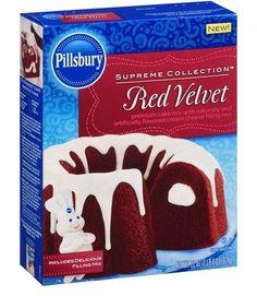 Red Velvet, Pillsbury, General Mills, Inc. One General Mills Boulevard Golden Valley, Minnesota, U.S. and the J.M. Smucker Company, Orrville, Ohio, United States.