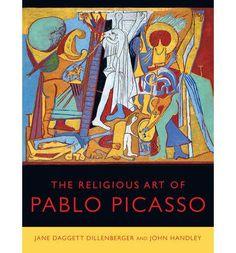Aunque Picasso era ateo confeso,en su obra encontramos iconografía religiosa,mostrada en este libro de #LibreríaMPM