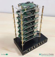 J'ai créé mon Cluster de Raspberry Pi pour moins de 400€ !