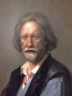 self~portrait Jan Sæther