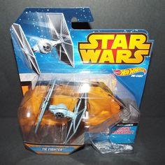 Hot Wheels Star Wars Tie Fighter New! #Mattel