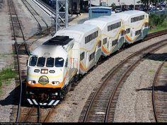 RailPictures.Net Photo: CFRC 104 Sunrail MPI MP32PH-Q at Sanford, Florida by MaryAnn Pickering
