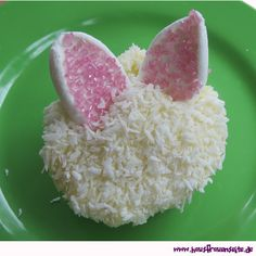 Rezept mit Bild Osterhasen-Muffins