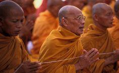"""mostra """"I colori di Dio"""", La Casa delle culture del mondo: Buddismo"""