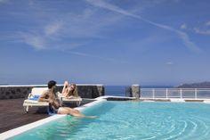 Romantic Escapes to Santorini... at Thermes Luxury Villas