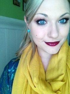 "Younique lip stain in ""sleek"" LashLoveSociety.com"