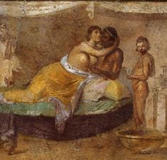 Erotic artworks from ancient Rome – Inter-racial sex from classical times: presented by Oguejiofo Annu | Rasta Livewire