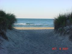 Presque Isle Erie PA. Easily overlooked as a place to go. Great hiking, fishing, water sports, camping etc. Affordable and fun. One of the Great Lakes secrets
