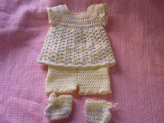 Baby shorts free pattern