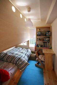 ■マンションリフォーム施工例/子供部屋02 Tiny Spaces, Small Rooms, Eslava, Shared Bedrooms, Kids Bedroom, Kids Rooms, House Rooms, Small Living, Architecture Design