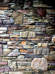 Block wall at Wooded Glen - Rita O'Riley