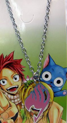 Fairy Tail Necklace FLNL9711