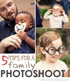 5+ Tips for families to make the most out of a photo session - alternate title:  How this momma got her six kids to sit still for photos :)