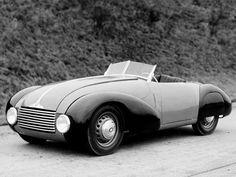 OG  1949 EMW 3401 Sportwagen   Prototype