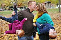 #fall #family #picture this looks like me and Willis! Hahaha