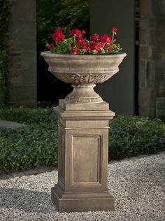 Campania International Coachhouse Pedestal