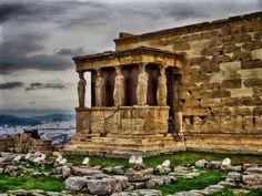 Das Erechtheion auf der Akropolis | 21 Gründe, Griechenland zu lieben, egal was kommt