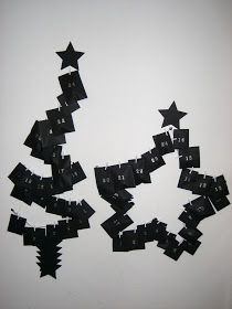 Twiggy and Lou: Our Advent Calendars (DIY)
