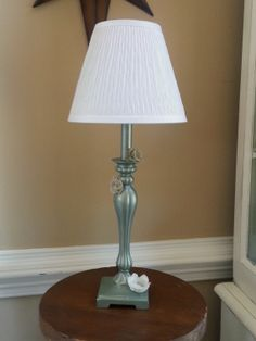 Simply Lovely Lamp by TrouveCreations1 on Etsy, $28.00