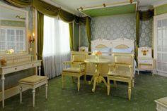 Hotel The Westin Grand Berlin - Präsidenten Suite - Schlafbereich