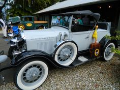 Antique Ford Car Show 2014 #SWFL #FortMyers #AntiqueCars #HenryFord #Ford