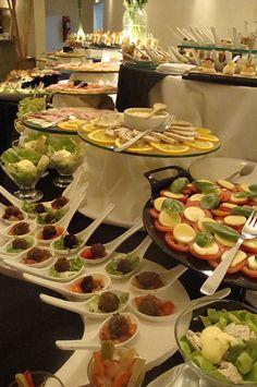 servicio de catering para eventos en zona oeste