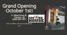 Grand Opening and Ribbon Cutting for the Smoke House BarBQue   MIDJersey Chamber of Commerce