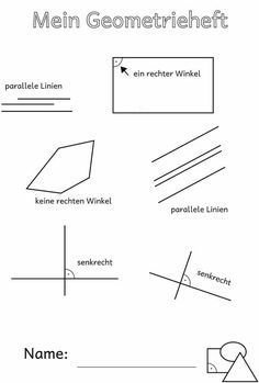 Lernstübchen: parallel, senkrecht und der rechte Winkel The Effective Pictures We Offer You About Montessori Education learning A quality picture can tell you many things. Primary Teaching, Primary School, Elementary Schools, Teaching Ideas, Kindergarten Lessons, Math Lessons, Education Quotes In Hindi, Classroom Management Plan, Montessori Education