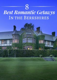 After ogling art at Mass MoCA and hiking Mount Greylock, check into one of the most romantic hotels in the Berkshires. Best Romantic Getaways, Romantic Destinations, Romantic Vacations, Romantic Weekends Away, Moca, 5 Hours, Meryl Streep, Most Romantic, Hiking Trails