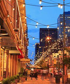 America's Best Cities for Girlfriend Getaways: #16 Denver--- IT IS OUR HALFWAY POINT @amandacwelsh !!!