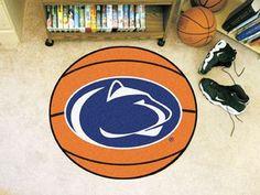 "Penn State Basketball Mat 27"""" diameter"