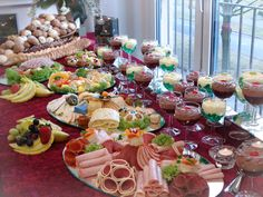 buffet | Kalte Buffets