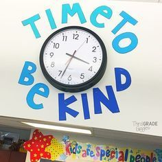 Promote kindness in your classroom!