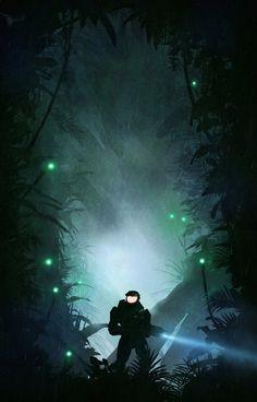 http://geektyrant.com/news/haunting-video-game-artwork-featuring-mario-samus-master-chief-and-link