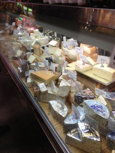 Cheese from around the world!