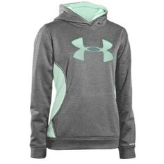 Comfy Under Armour girls hoodie