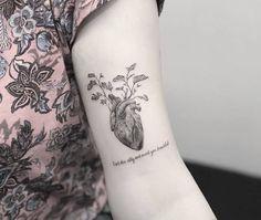 Anatomical Heart by Nando Tattoo