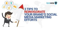 3 Tips To Reinvigorate Your Brand's Social… #scubasteve #marketing